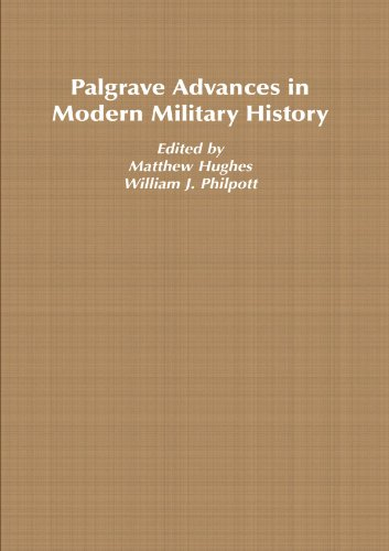 Palgrave Advances in Modern Military History   2004 edition cover