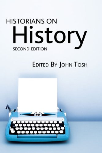 Historians on History  2nd 2009 (Revised) edition cover
