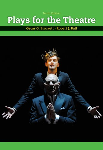 Plays for the Theatre  10th 2011 edition cover