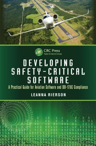 Developing Safety-Critical Software   2013 edition cover