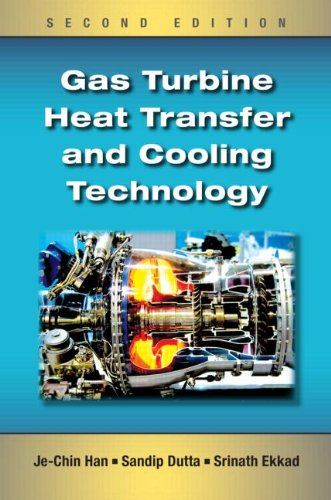 Gas Turbine Heat Transfer and Cooling Technology  2nd 2012 (Revised) edition cover