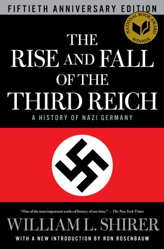 Rise and Fall of the Third Reich A History of Nazi Germany N/A edition cover