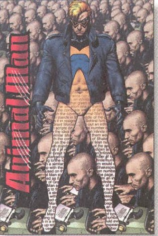 Animal Man  3rd 2003 (Revised) edition cover