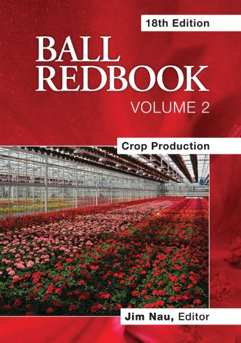 Ball Redbook Crop Production 18th 2011 edition cover