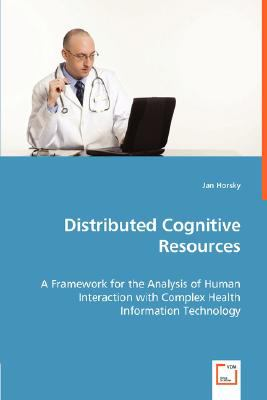 Distributed Cognitive Resources  N/A 9783836476683 Front Cover