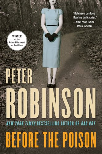 Before the Poison  N/A edition cover