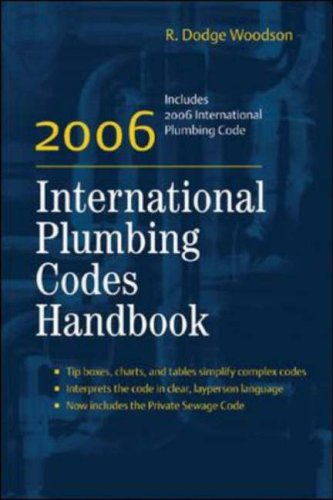 2006 International Plumbing Codes Handbook   2006 9780071453684 Front Cover