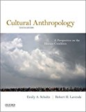 Cultural Anthropology A Perspective on the Human Condition 10th 2018 9780190620684 Front Cover