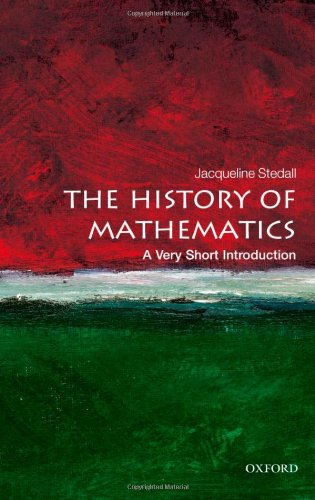 History of Mathematics   2012 9780199599684 Front Cover