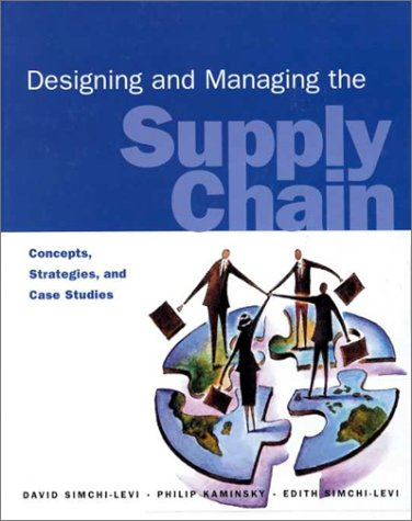 Supply Chain Management 1st 2000 edition cover