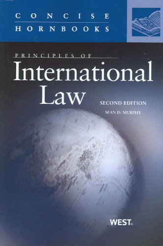 Principles of International Law  2nd 2012 (Revised) edition cover