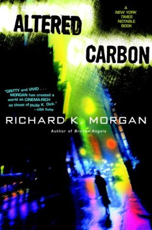 Altered Carbon   2003 edition cover