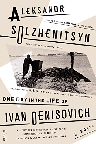 One Day in the Life of Ivan Denisovich A Novel N/A edition cover