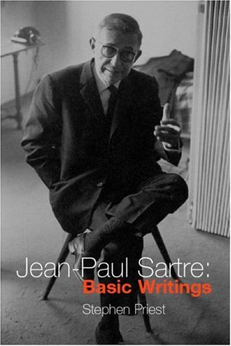 Jean-Paul Sartre Basic Writings  2000 edition cover