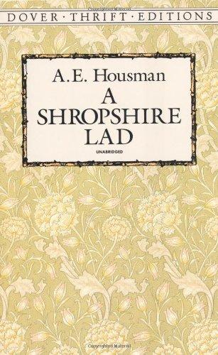Shropshire Lad   1990 edition cover