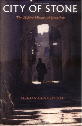 City of Stone The Hidden History of Jerusalem N/A edition cover
