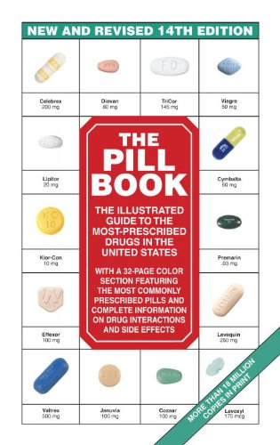Pill Book  14th (Revised) edition cover