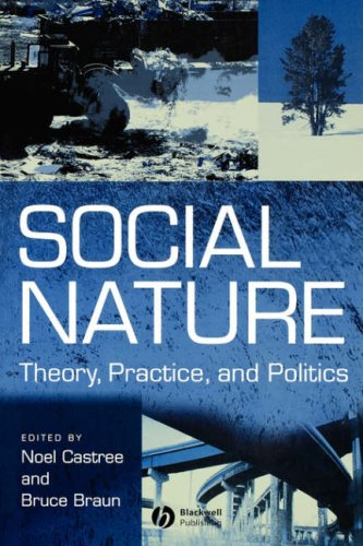 Social Nature Theory, Practice and Politics  2001 edition cover