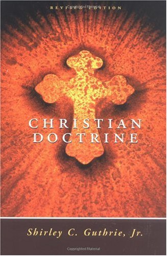 Christian Doctrine   1994 (Revised) edition cover