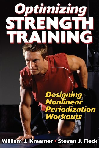 Optimizing Strength Training Designing Nonlinear Periodization Workouts  2007 9780736060684 Front Cover