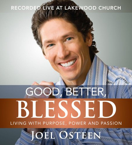 Envision Your Excellence: Inspiring Messages Recorded Live at Lakewood Church  2009 edition cover