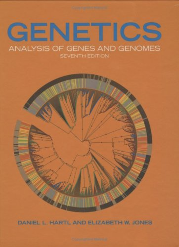 Genetics Analysis of Genes and Genomes 7th 2009 edition cover