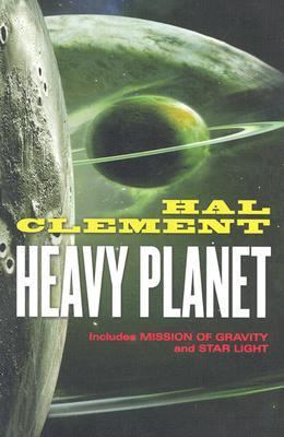 Heavy Planet The Classic Mesklin Stories  2002 (Revised) edition cover