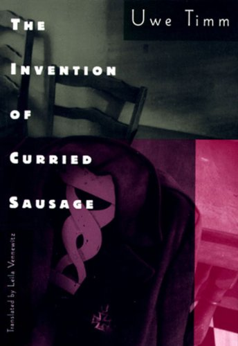 Invention of Curried Sausage   1997 edition cover