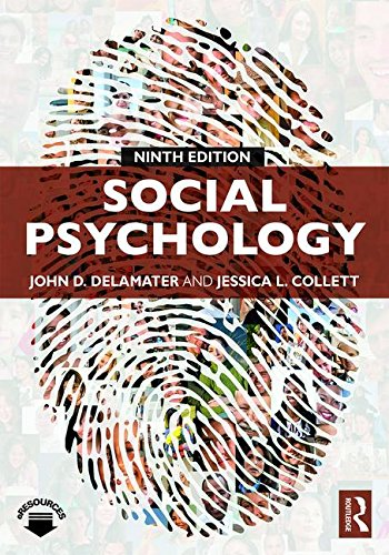 Social Psychology:   2018 9780813350684 Front Cover