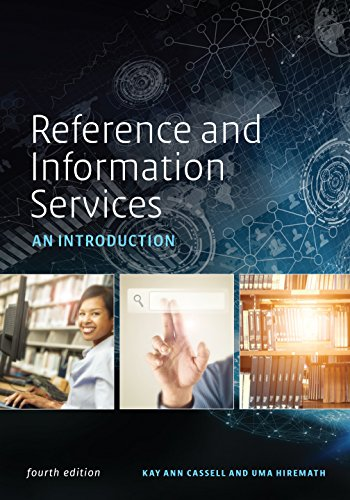 Reference and Information Services: An Introduction  2017 9780838915684 Front Cover