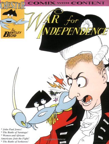 War for Independence N/A edition cover