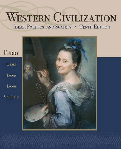 Western Civilization Ideas, Politics, and Society 10th 2013 edition cover
