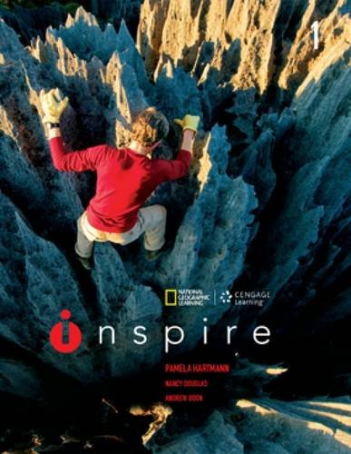 Inspire   2014 (Student Manual, Study Guide, etc.) edition cover