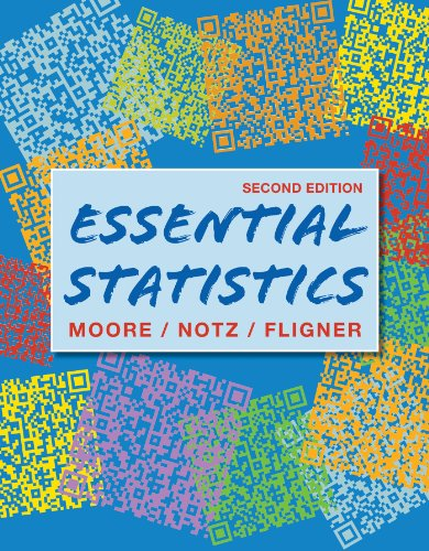 Essentials of Statistics  2nd edition cover