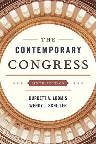 Contemporary Congress  6th 2016 (Revised) edition cover