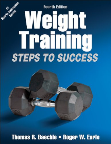 Weight Training-4th Edition Steps to Success 4th 2012 edition cover