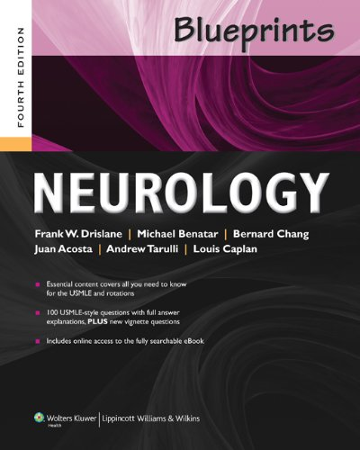 Blueprints Neurology  4th 2014 (Revised) edition cover