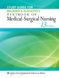 Textbook of Medical-Surgical Nursing  13th 2014 (Revised) 9781451146684 Front Cover