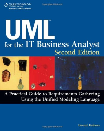 UML for the IT Business Analyst  2nd 2010 edition cover