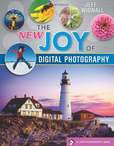 NEW Joy of Digital Photography  2010 edition cover