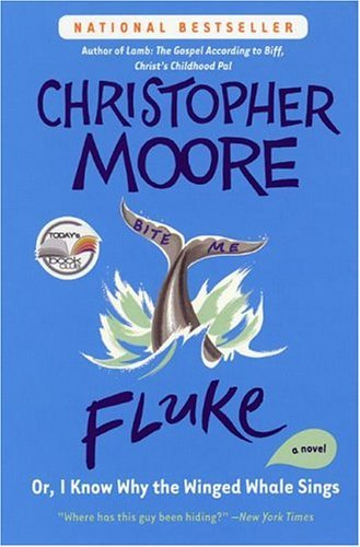 Fluke Or, I Know Why the Winged Whale Sings  2003 edition cover