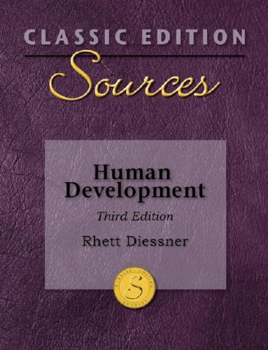 Human Development  3rd 2008 edition cover