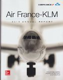 AIRFRANCE KLM-2013 ANNUAL REPORT        N/A edition cover