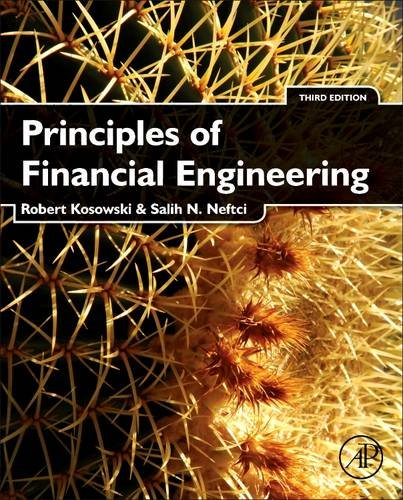 Principles of Financial Engineering  3rd 2015 edition cover