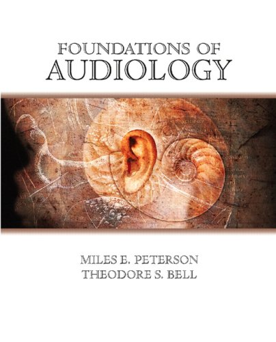 Foundations of Audiology   2008 edition cover