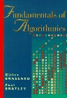 Fundamentals of Algorithmics  1st 1996 9780133350685 Front Cover