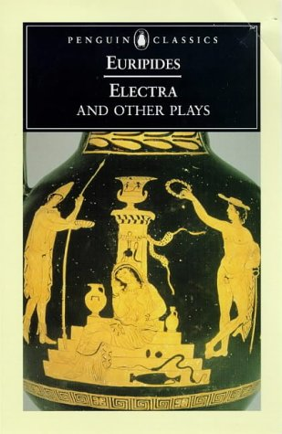 Electra and Other Plays   1998 edition cover