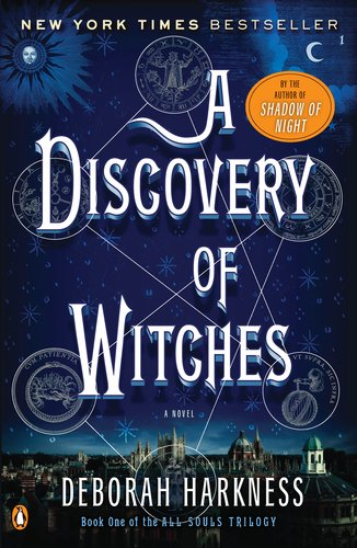 Discovery of Witches  N/A edition cover