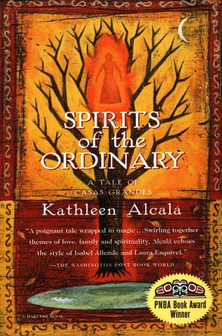 Spirits of the Ordinary A Tale of Casas Grandes  1997 edition cover
