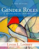 Gender Roles A Sociological Perspective 6th 2015 (Revised) edition cover